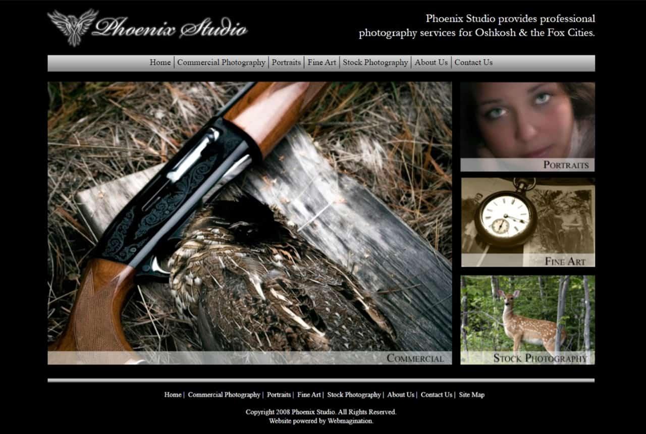 Phoenix Studio Website