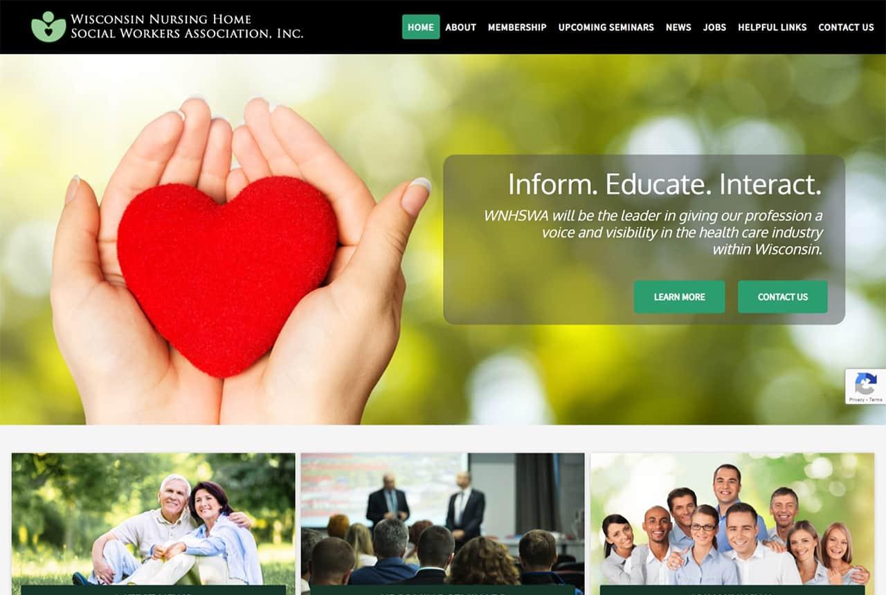 WNHSWA Website